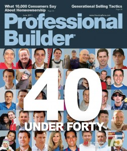 Professional Builder - June 2011 - Brian Baker - 40 Under 40