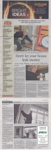 The Morning Call - March 11, 2012 - Renu Building & Energy Solutions