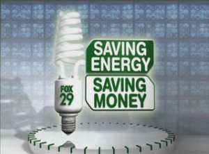 FOX29 Saving Energy Saving Money